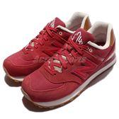 【五折特賣】New Balance 復古慢跑鞋 574 ML574NEC D 紅 米色 咖啡 休閒鞋 男鞋 女鞋 【PUMP306】 ML574NECD
