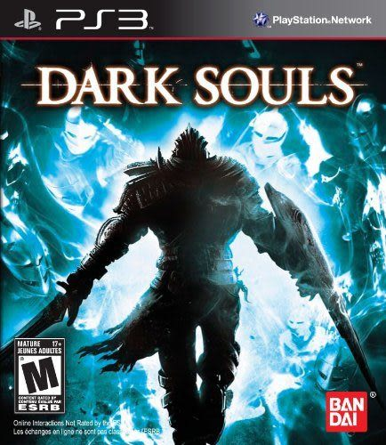 PS3 Dark Souls 黑暗靈魂(美版代購)