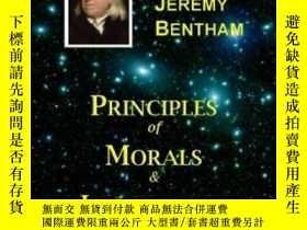 二手書博民逛書店Principles罕見Of Morals And LegislationY364682 Jeremy Ben