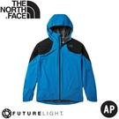 【The North Face 男 FL 防水外套《天空藍》】3RNS/衝鋒衣/防風外套/夾克