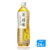 黑松茶尋味台灣青茶590ml x 24【愛買】