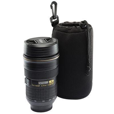 【晶豪泰】Kamera 彈性鏡頭保護袋 (L) SONY QX10 QX100 適用 防水 防撞擊 佳美能 / canon nikon pentax