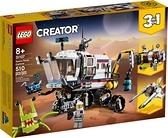 樂高LEGO CREATOR 太空漫遊探險 31107 TOYeGO 玩具e哥