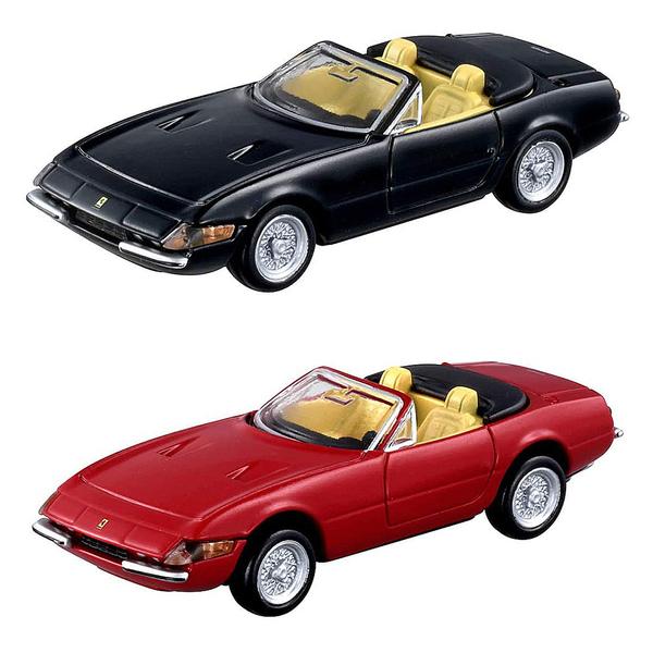 TOMICA PREMIUM 036法拉利365 GTS4+初回(2台一起賣)_TM14937+TM14938