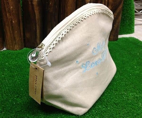【發現。好貨】日本進口保溫袋 保冷袋 溫奶袋 母奶袋 化妝包 野餐袋 評價最好(英文米白版)