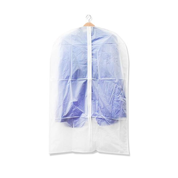 現貨 快速出貨【小麥購物】衣物防塵套 大衣 防塵罩 衣服收納 西裝套【Y001】