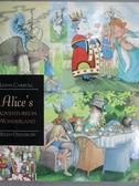 【書寶二手書T7/少年童書_QJP】Alice's Adventures in Wonderland_Lewis Car