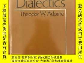 二手書博民逛書店Nega-tive罕見Dialectics (進口原版,國內 )