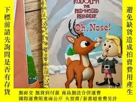 二手書博民逛書店Rudolph,The罕見Red-Nosed ReindeerY