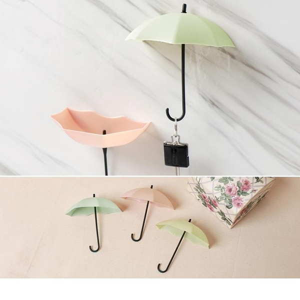 《ZB0974》雨傘置物掛勾(三個裝) OrangeBear