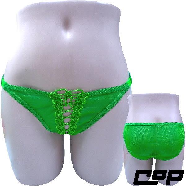 女內褲(COP)F261綠-F