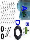 20公升水桶式Raindrip雙孔定時滴劍套裝(40組滴劍)