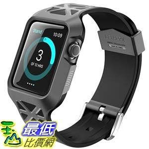 [美國直購] i-Blason 42 mm [Unity Series] Apple Watch 時尚鏤空 保護殼 黑白兩色