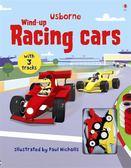 Wind-Up Racing Cars 車車書:極速賽車
