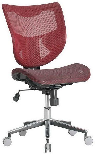 HP361-08 TS-020全網椅/紅網/氣壓+後仰