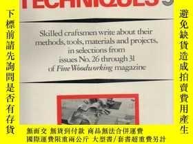 二手書博民逛書店Fine罕見Woodworking Techniques 5: Issues 2631 (Bk. 5)-精細木工技
