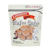 LONDON威化酥牛奶風味150g【愛買】