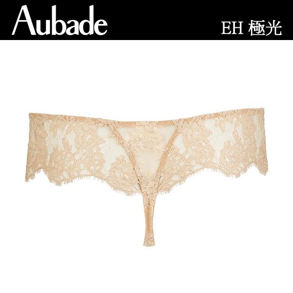 Aubade-極光鑲鑽B-D水滴薄襯杯內衣(肤)EH