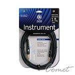吉他導線►Planet Waves PW G 15 雙直頭 15 呎導線專利包護壓縮簧防斷