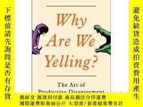 二手書博民逛書店為什麽我們總吼?Why罕見Are We Yelling?Y21066 Buster Benson Pengui