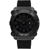 父親節推薦 Hamilton 漢米爾頓 KHAKI NAVY卡其海軍1000米潛水機械錶套組 H78585333