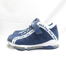 FILA MD氣墊籃球鞋 中童鞋 3B408V331 藍白【iSport愛運動】