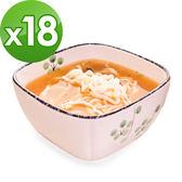(即期品)樂活e棧 低卡蒟蒻麵 燕麥拉麵+濃湯(共18份)