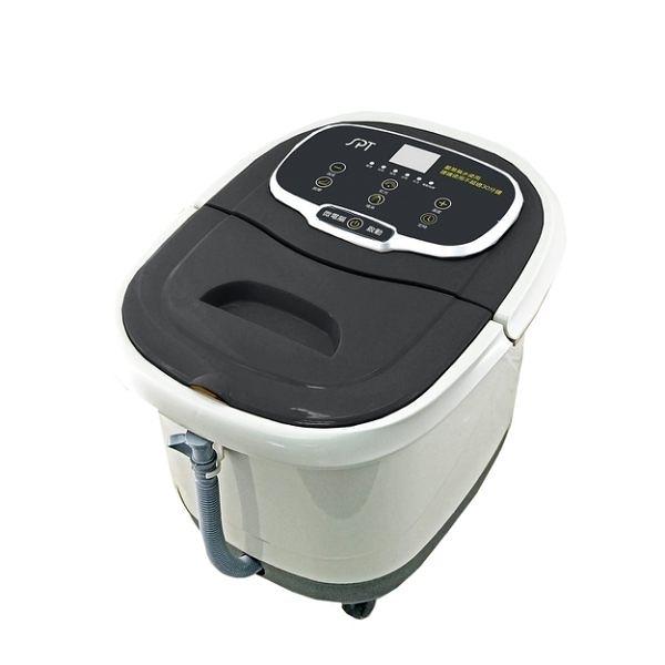 ◤A級福利品‧數量有限◢【尚朋堂】智慧感溫按摩足浴機SFT-3548 【內桶深高:22cm】