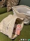 化妝包 美摘櫻花粉限定款化妝包金絲花蕊刺繡夏季輕便化妝袋miucatch日本 榮耀上新