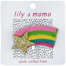 【美國 Lily & Momo】手工童趣髮飾-流星 #HCA427