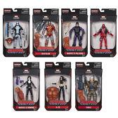 漫威MARVEL 超級英雄電影 經典黑標 legends 死侍 Deadpool 一套7款 含BAF TOYeGO 玩具e哥