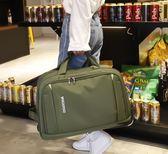 行李箱女手提拉桿包大容量登機包折疊男