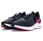 NIKE系列-NIKE ZOOM WINFLO 6 男款運動慢跑鞋 黑紅-NO.AQ7497008