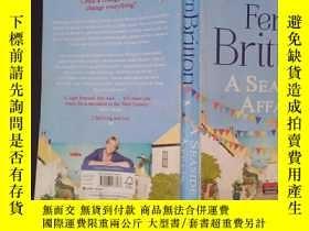 二手書博民逛書店A罕見Seaside Affair(詳見圖)Y6583 Fern