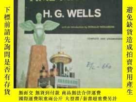二手書博民逛書店The罕見Time Machine(館藏)Y19725 H. G