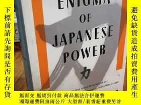 二手書博民逛書店The罕見Enigma of Japanese Power:Pe