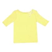 Carter s卡特 T恤中袖上衣 黃色 | 女童衣服(兒童/小孩/幼童)