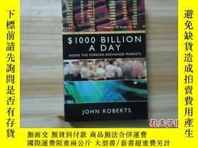 二手書博民逛書店$1000罕見BILLION A DAYY20621 看圖 看圖