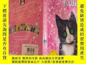 二手書博民逛書店magic罕見kitten: 魔法小貓Y200392