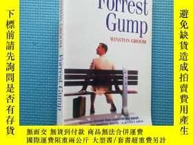 二手書博民逛書店Forrest罕見GumpY5834 winston groom