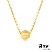 蘇菲亞SOPHIA - G LOVER系列 唯一黃金套鍊