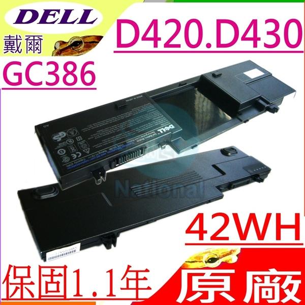 DELL 電池(原廠)-戴爾   D420,D430,GG386,312-0445,FG442,GG421,JG168,JG176,JG181,JG768,JG917,KG126