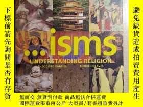 二手書博民逛書店Isms:罕見Understanding Religion (P