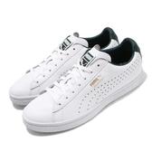 Puma 復古網球鞋 Court Star NM 白 綠 金標 洞洞 休閒鞋 男鞋【ACS】 35788320
