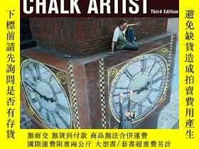 二手書博民逛書店Pavement罕見Chalk Artist 2018: The Three-Dimensional Drawin