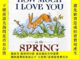 二手書博民逛書店Guess罕見How Much I Love You In The SpringY256260 Sam Mcb