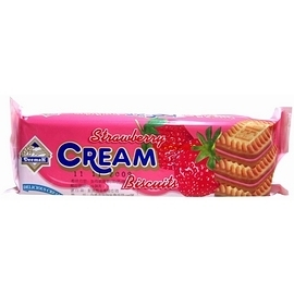 ●殷茂(利馬)夾心餅乾-草莓-6條/組【合迷雅好物超級商城】