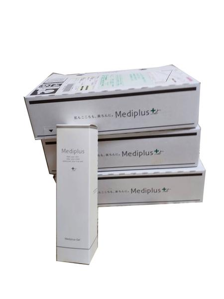 日本 美樂思 Mediplus 全效升級保溼彈力精華凝露180g 台灣公司貨/日本製 【RH shop】