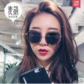 2017新款墨鏡女個性偏光GZG877【每日三C】