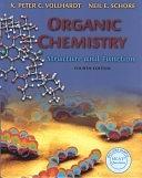 二手書博民逛書店 《Organic Chemistry, Fourth Edition: Structure and Function》 R2Y ISBN:0716743744│Macmillan